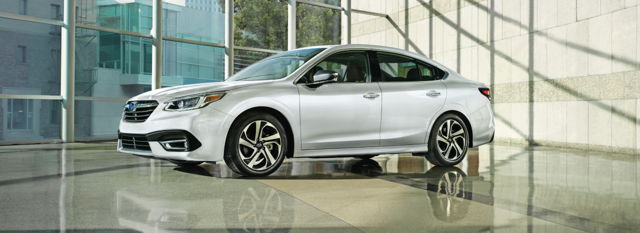 SUBARU STORMS INTO WINDY CITY WITH ALL-NEW SEVENTH-GENERATION 2020 LEGACY