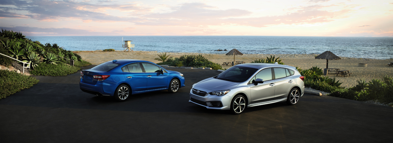 SUBARU OF AMERICA ANNOUNCES PRICING ON 2020 IMPREZA SEDAN AND 5-DOOR MODELS