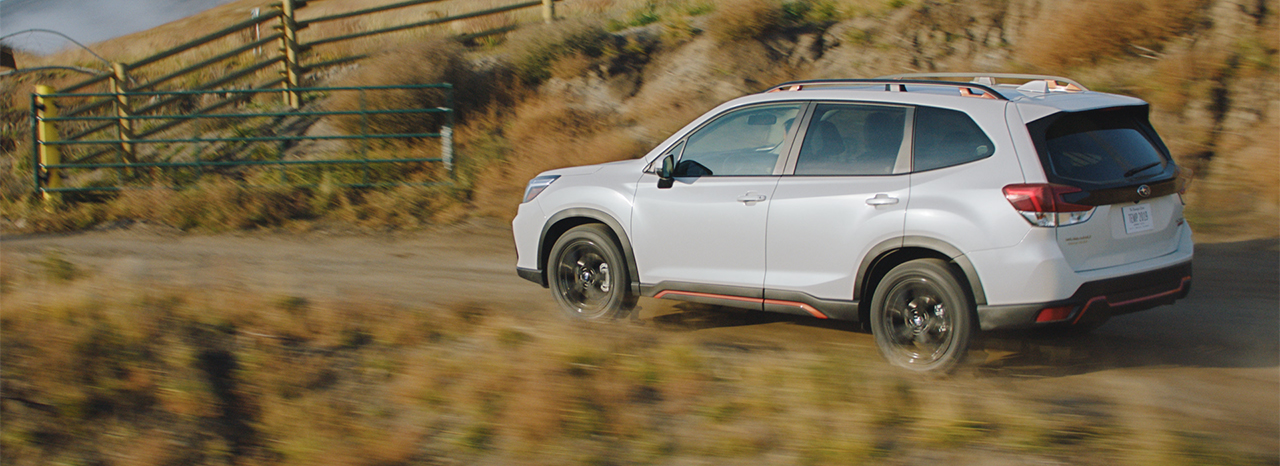 SUBARU UNVEILS NEW CREATIVE CAMPAIGN TO LAUNCH THE SAFEST, LONGEST LASTING, MOST ADVENTUROUS FORESTER EVER