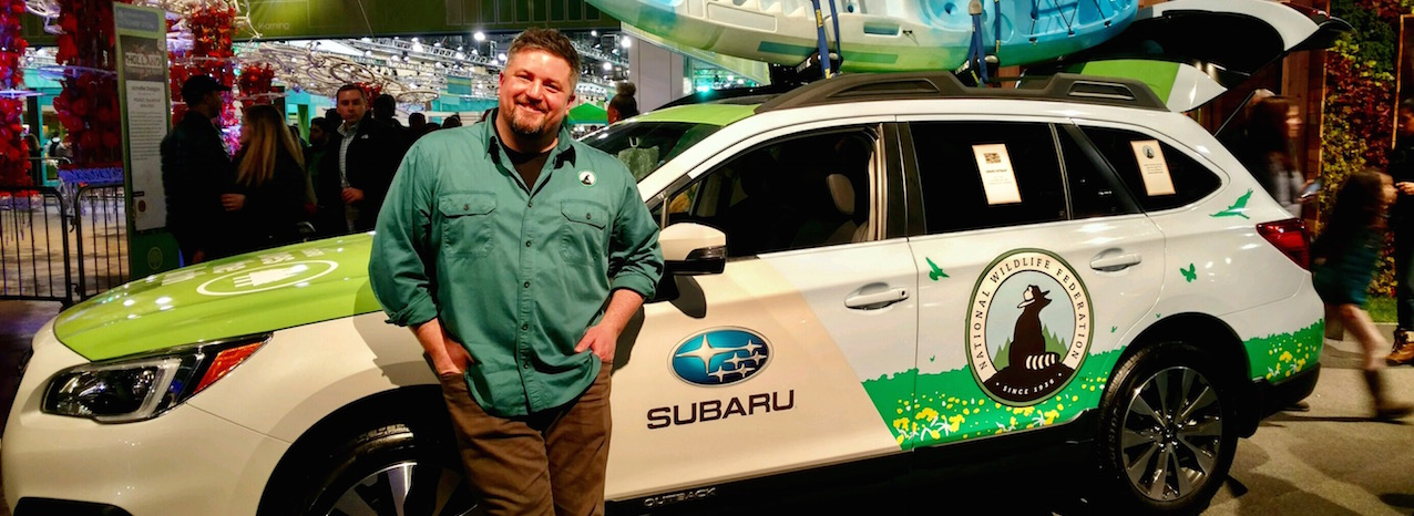 "SUBARU RENEWS PARTNERSHIP WITH THE NATIONAL WILDLIFE FEDERATION FOR 2017 ""SUBARU LOVES THE EARTH"""