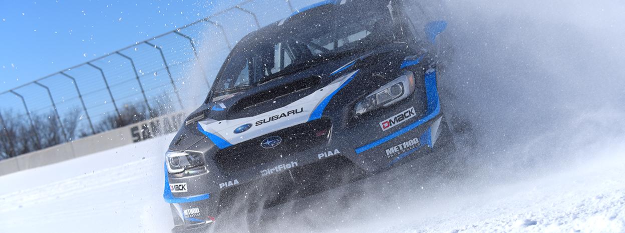 Race Preview: Subaru Rally Team USA Drivers Higgins and Pastrana Start their 2017 Race Season at Rallye Perce-Neige