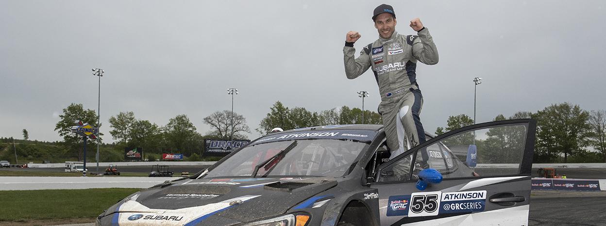 Subaru Rally Team USA Earns Three podiums, Including a Victory on busy Rally/Rallycross Doubleheader Weekend