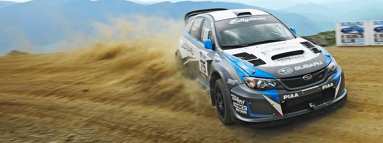 Subaru Returns as Title Sponsor for 2017 Mt. Washington Hillclimb.
