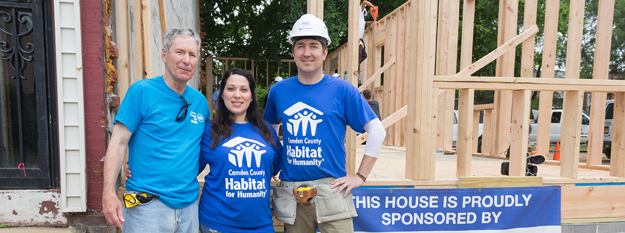 Camden Habitat for Humanity and Subaru build a brighter future in Camden, NJ