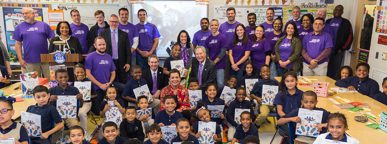 SUBARU OF AMERICA PRESIDENT JOINS CHILDREN'S BOOK AUTHOR IN ENCOURAGING CAMDEN STUDENTS TO DEVELOP A LOVE OF SCIENCE