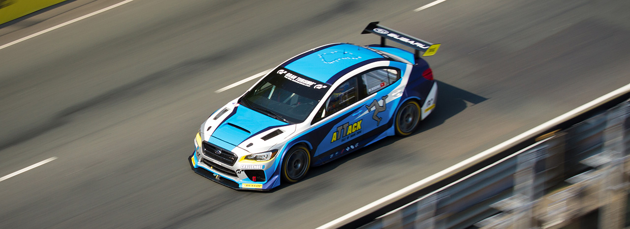 """SUBARU RELEASES """"FLAT OUT: THE FULL LAP"""" FOR THE 2016 SUBARU WRX STI TIME ATTACK CAR AT ISLE OF MAN TT"""