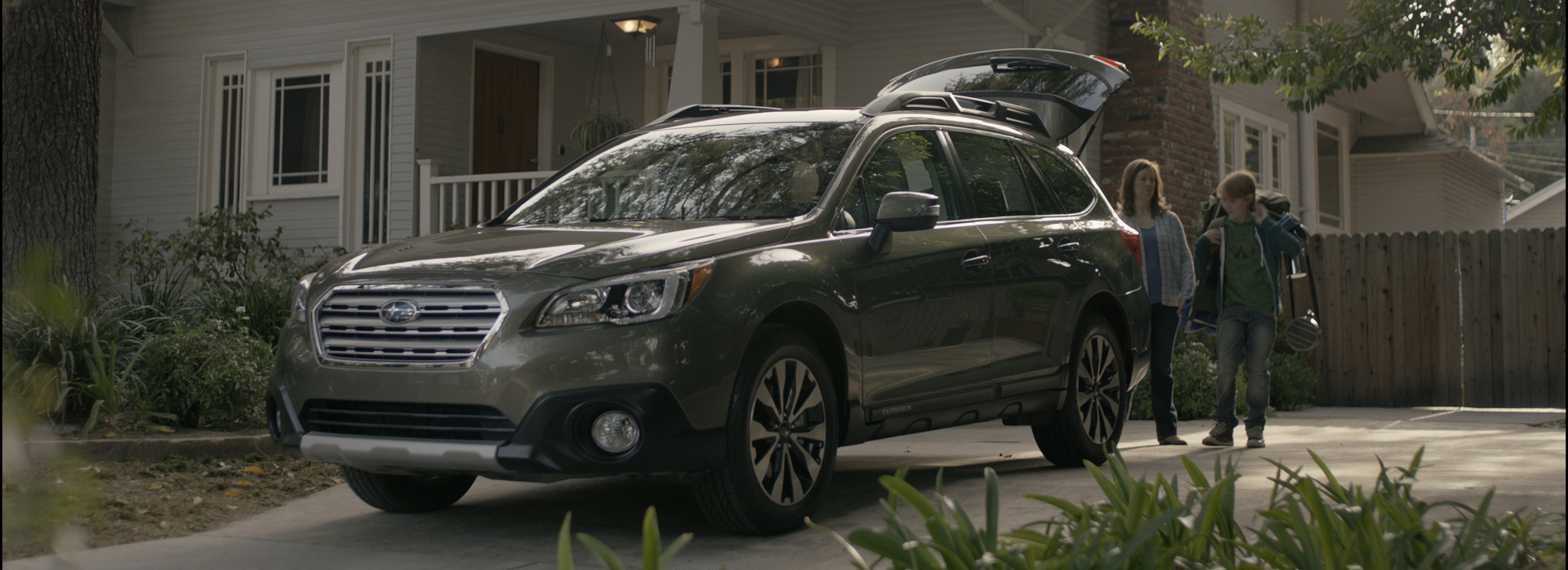 SUBARU PUTS SAFETY FIRST: NEW TELEVISION SPOTS REINFORCE BRAND'S COMMITMENT TO KEEPING DRIVERS AND THEIR FAMILIES SAFE ON THE ROAD