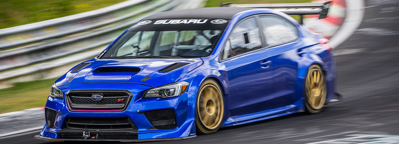 Subaru of America Releases New Videos: Flat Out WRX STI Type RA NBR Special Sub-Seven Minute Nurburgring Lap and Behind the Scenes of the Type RA NBR Special