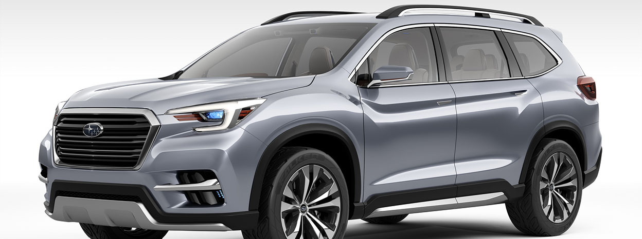 Subaru Outback 2019 >> Subaru U.S. Media Center