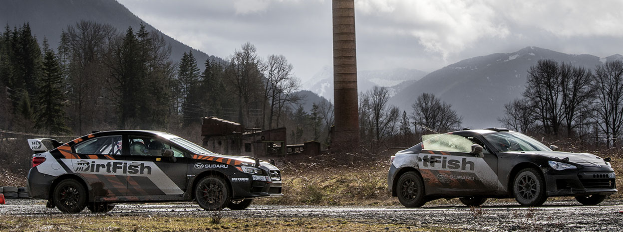 Subaru Renews Partnership with DirtFish Rally School as Exclusive Vehicle Partner.