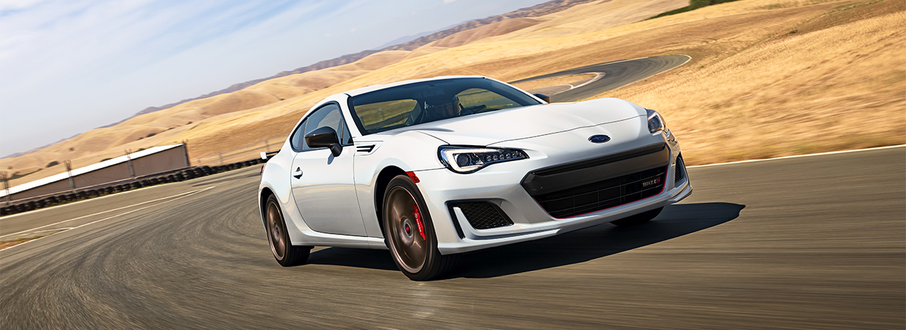 SUBARU ANNOUNCES PRICING FOR 2020 BRZ, WRX AND WRX STI PERFORMANCE MODEL LINES