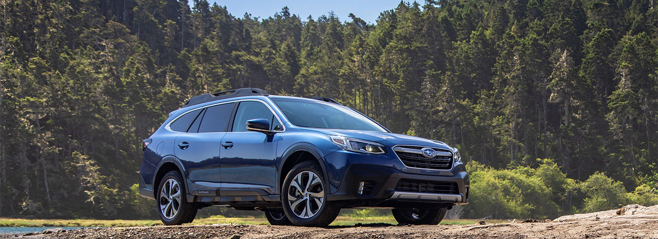 2020 SUBARU OUTBACK CHOSEN FOR WARDS 10 BEST USER EXPERIENCES LIST