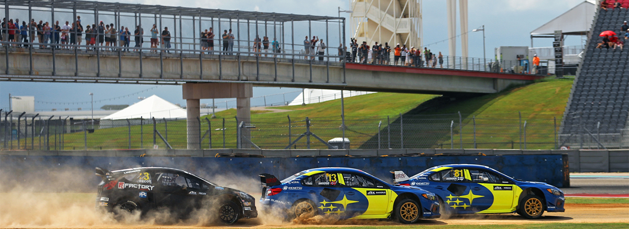 SUBARU MOTORSPORTS USA EARNS SEVENTH ARX SEASON PODIUM AT CIRCUIT OF THE AMERICAS