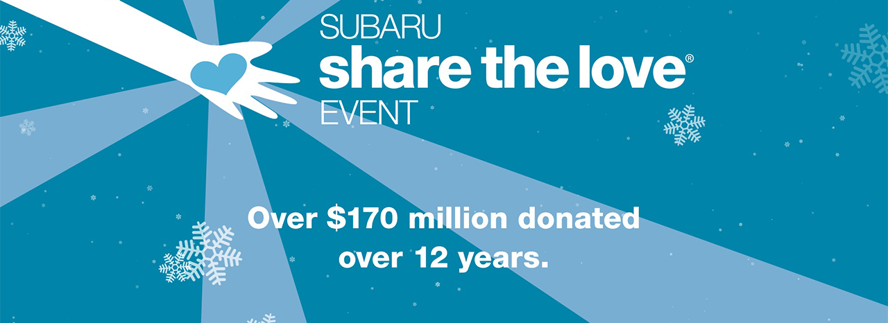 SUBARU UNVEILS INSPIRATIONAL CREATIVE CAMPAIGN TO LAUNCH 2019 SUBARU SHARE THE LOVE® EVENT