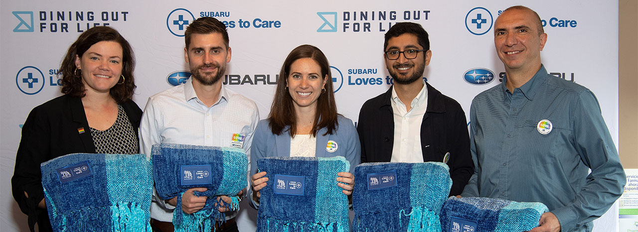 Dining Out For Life® Hosted by Subaru Achieves Record $4.2 Million in Donations