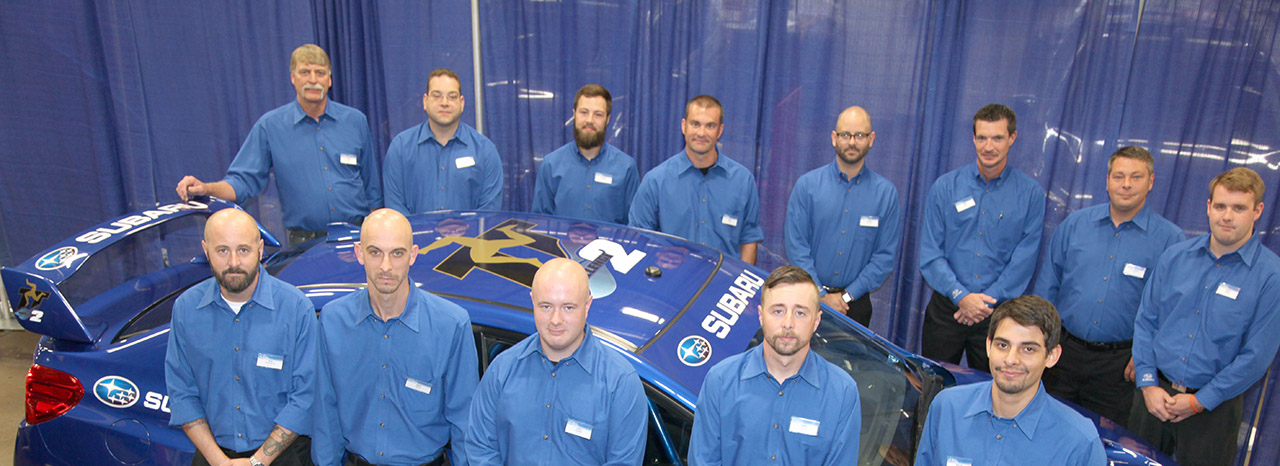 SUBARU OF AMERICA ANNOUNCES SETH DEGRAFF OF GLENVILLE, NY AS WINNER OF 2016 NATIONAL TECHNICIAN COMPETITION