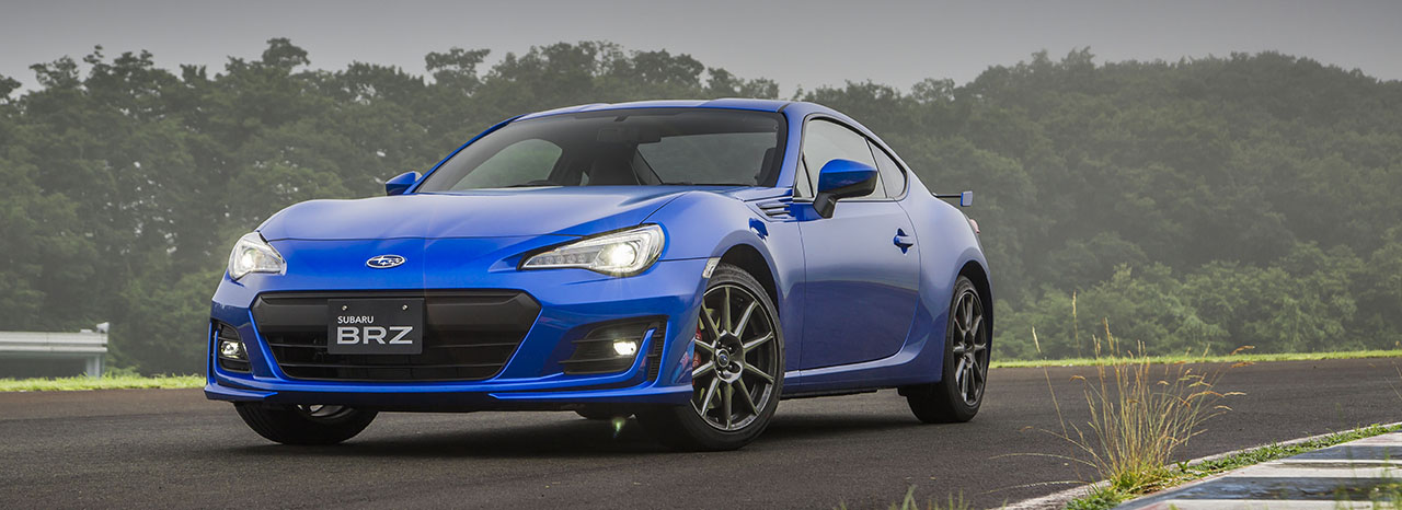 SUBARU ANNOUNCES PRICING ON UPDATED 2017 BRZ