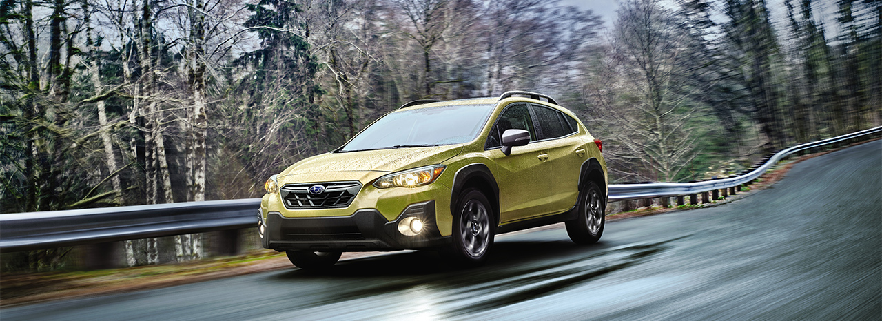 SUBARU ANNOUNCES 2021 CROSSTREK WITH NEWLY AVAILABLE 2.5 LITER ENGINE AND MAJOR UPDATES ACROSS THE MODEL LINE