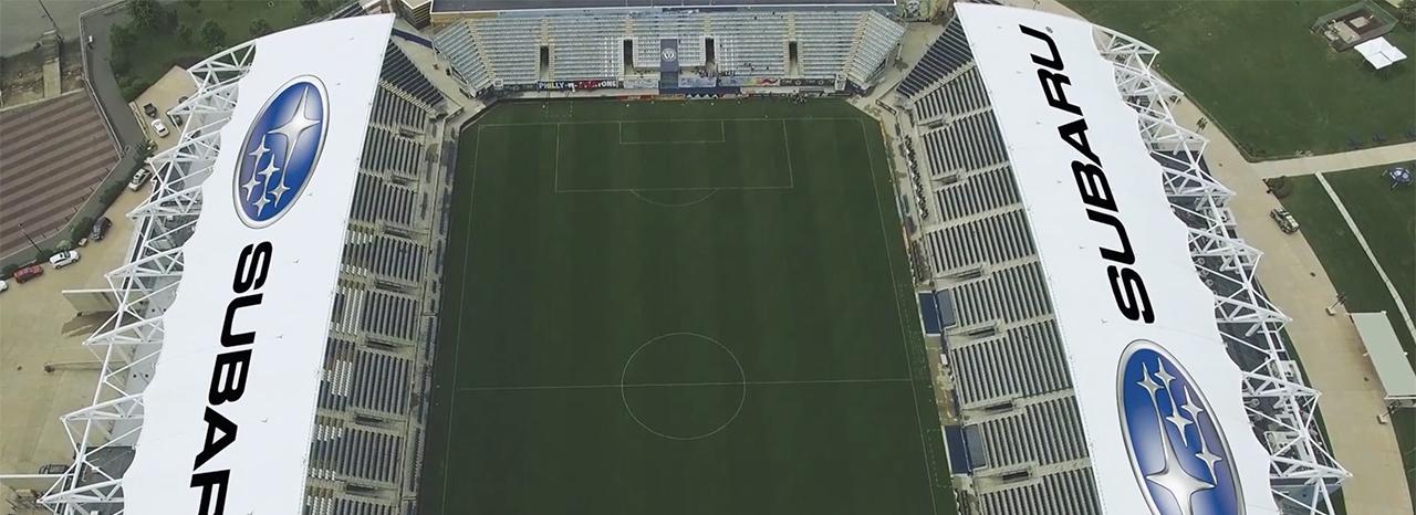 Philadelphia Union and Subaru of America Announce Stadium Naming Rights Partnership